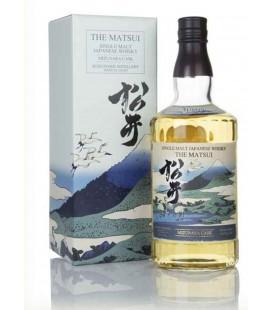 """Matsui Single Malt Whisky """"Mizunara Cask"""""""