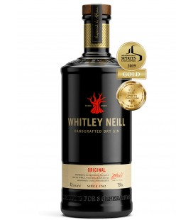 Whitley Neill London Dry Gin.
