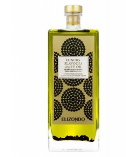 Aceite Elizondo Luxury Trufa Negra Natural 500ml.