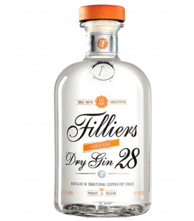 Gin Filliers Tangerine 50cl.