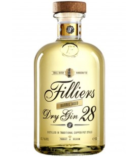 Gin Filliersw Barred Aged 50cl.
