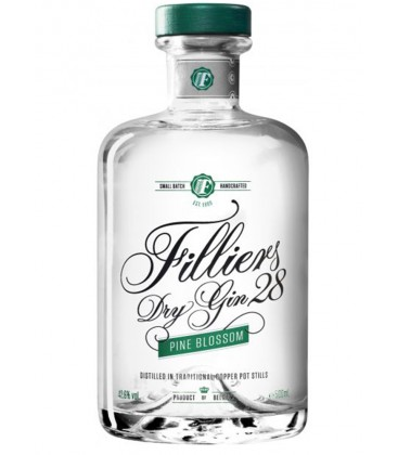 Gin Filliers Pine Blossom 50cl.