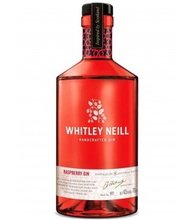 Whitley Neill Raspberry Gin 70cl.