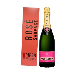 Piper Heidsieck Rose Estuchado 75cl.