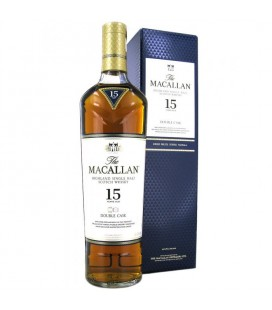 Macallan 15 años Double Cask