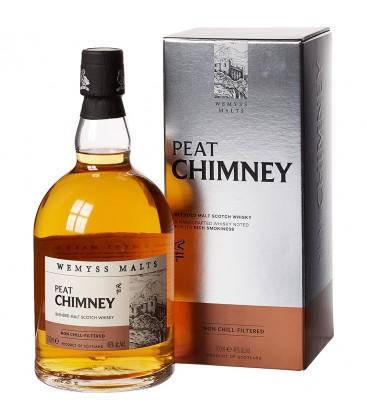 Wemyss Peat Chimney Malt 70cl.