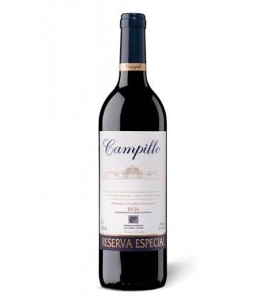 campillo reserva especial - vino tinto - rioja - comprar vino tinto rioja