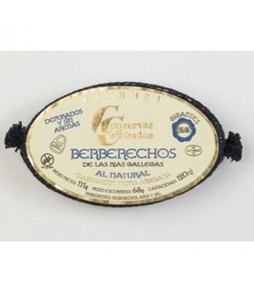 Berberechos De Cambados 20/25 120ml