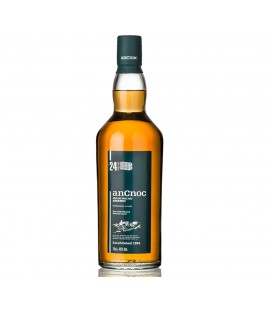 Ancnoc 24 Años Single malt Whisky