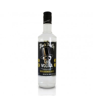 Black Death Vodka