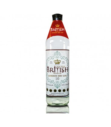 British London Dry Gin