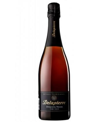 delapierre etiqueta negra brut - comprar cava - vino espumoso - delapierre