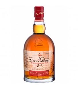 Ron Dos Maderas 5+3