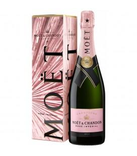 Moet & Chandon Brut Imperial Rose Estuche Festive