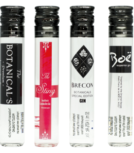 Pack Gin In Tube 4x50ml