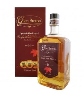 Glen Breton Whisky 14 Años