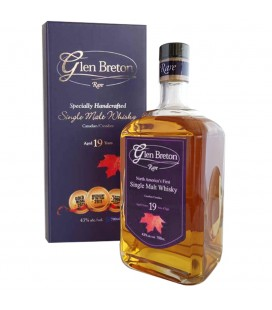 Gin Breton Whisky 19 Años