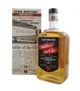 Glen Breton Battle Of The Glen 15 Años