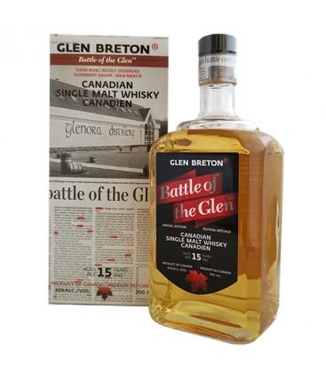 Glen Breton Battle Of The Glen 15 Años