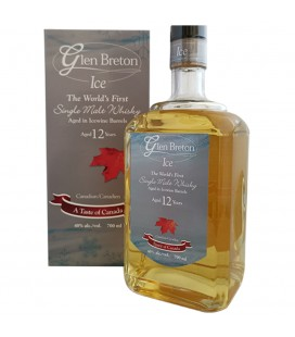 Glen Breton Ice Wine Barrel Whisky 12 Años