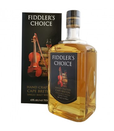 Glen Breton Fiddlers Choise Whiky 6 Años
