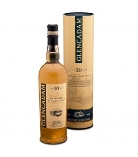 Glencadam Single Malt Whisky 10 Años