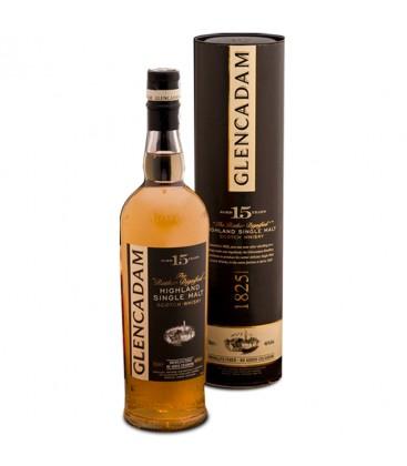 Glencadam Single Malt Whisky 15 Años