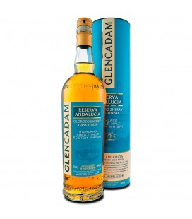 Glencadam Single Malt Whisky Reserva Andalucia
