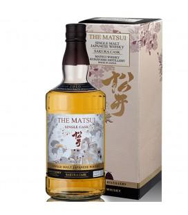 "Matsui Single Malt Whisky ""Sakura Cask"""