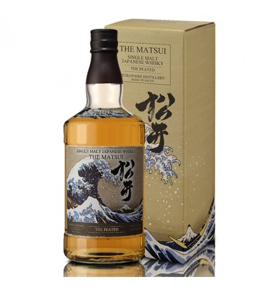"Matsui Single Malt Whisky ""Peated"""