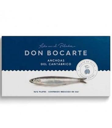 Anchoas En Aceite Don Bocarte 6 85grs.