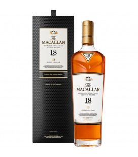 Macallan 18 Años Sherry Oak
