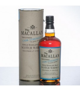 The Macallan Unfiltered Cask Strength 50cl