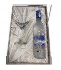 Grey Goose Vodka Collection Edition.