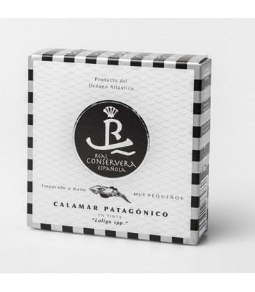 Calamar Patagonico En Aceite De Oliva Real Conservera Española