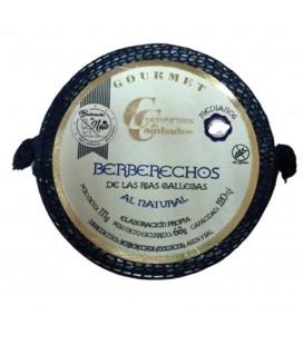 Berberechos Al Natural De Las Rias Gallegas Cambados 100/110