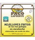 Mejillones Fritos En Escabeche Paco La Fuente 4/6