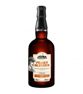 peaky Blinder Spiced Rhum