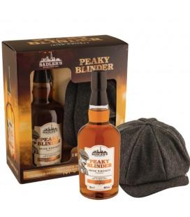 Pack Peaky Blinder Irish Whisky con Gorra