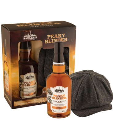 Peaky Blinder Irish Whisky