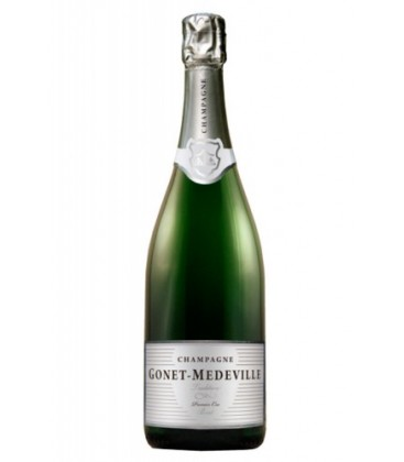 gonet cuvee tradition 1 cru - comprar champagne - champagne gonet