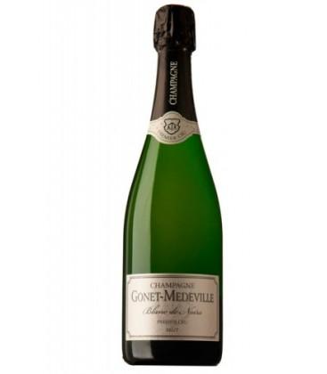 gonet medeville champagne blanc de noirs brut - comprar champagne