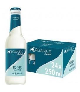 Red Bull Tonic Water Organic Envase Cristal Caja De 24 Und.