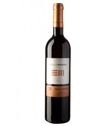 enrique mendoza petit verdot - vino tinto - comprar vino tinto - enrique mendoza