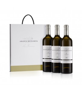 Estuche 3 Botellas Abadia Retuerta Le Domaine Blanco