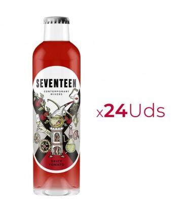 Seventeen Spicy Tomato 20 CL CAJA 24 UDS