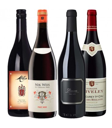 Pinot Noir in Different Climates