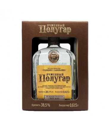 Polugar Vodka Classic Rye