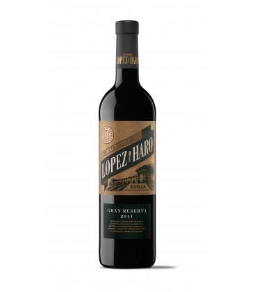 hacienda lopez de haro gran reserva - vino tinto la rioja