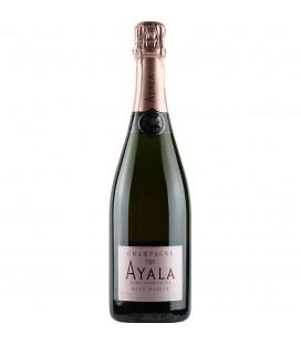 Champagne Ayala Rose majeur